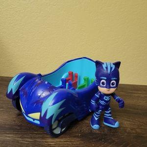 2/$10 Catboy PJ Masks Car and Catboy Blue